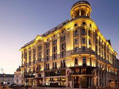 Hotel Bristol, A Luxury Collection Hotel, Warsaw Marriott Hotels, Hotels And Resorts, Warsaw Hotel, Places To Travel, Travel Destinations, Hotel Bristol, Luxury Collection Hotels, Hotel Decor, Hotel Stay