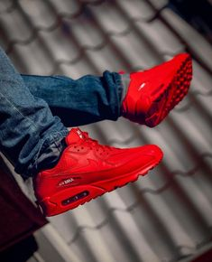 Nike Air Max 90 Essential , worn by ! A Red CW . Air Max 90, Nike Air Max, Air Max Sneakers, Shoes Sneakers, Nike Shoes, Air Jordans, Stylists, Footwear, How To Wear