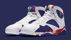 Air Jordan 7 Olympic Tinker Alternate   Sole Collector