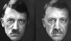 #Islamaufklärung #Islamfaschismus Dem türkischen Präsidenten Erdogan dient Hitler-Deutschland als Vorbild.