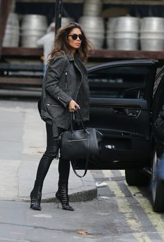 Beautiful boots for a beautiful lady. Nicole Scherzinger wore our #SS14 Shibary boots in London this week.