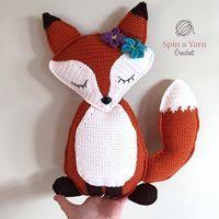 Fox free pattern