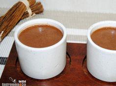 Chocolate caliente a la antigua Lunch Recipes, Sweet Recipes, Breakfast Recipes, Dinner Recipes, Chocolate Abuelita, Café Chocolate, Mexican Cooking, Keto Drink, Tea Time