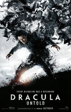 Dracula Untold: this was a great film, mixed bits of fantasy and reality quite well. Hope there's a sequel.