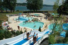Découvrez l'un des plus beaux parcs aquatiques dans l'Aveyron, au camping Caussanel !   Plus d'infos : https://www.tohapi.fr/midi-pyrenees/camping-caussanel.php  #tohapi #vacances #camping #piscine #parcaquatique #midipyrenees #aveyron #caussanel