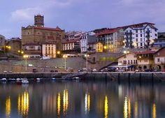 Getaria (Basque Country).
