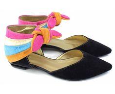TIE IT UP - Louloux - Sapatos Colecionáveis