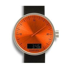 666 Barcelona Watch - Under Pressure - Orange Under Pressure, Cool Watches, Barcelona, Clock, Orange, My Style, Jewelery, Spanish, Simple
