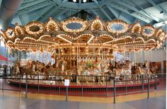 Dentzel Carousel (1902), Philly Please Touch Museum