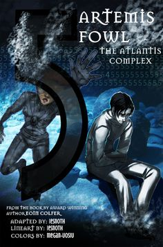AF: Atlantis Complex 00 by iesnoth on DeviantArt Make Your Own Story, Twilight Book, Artemis Fowl, Get Shot, Cosplay, Best Series, Book Fandoms, Narnia, Great Pictures