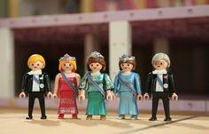 Foto Koninklijke familie in Playmobil, ook deze is voor jou Joyce.