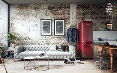 Lednice. Gorenje Retro kolekce - Gorenje. #gorenje #design #retro #lednice #fridge #colours #barvy