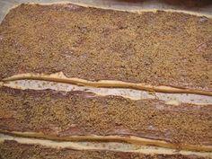 NapadyNavody.sk | Závitky s vlašskými orieškami a čokoládou (Fotopostup) Nutella, Banana Bread, Food, Basket, Essen, Meals, Yemek, Eten