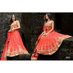 Aesthetic Partywear Lehenga Choli -3