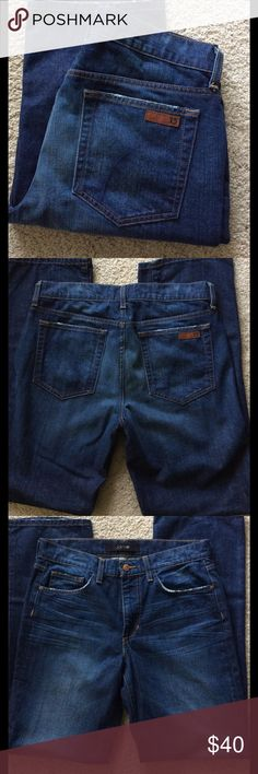 Joe's Jeans. The Rebel. Size 31. Excellent, like new condition. Joe's Jeans The Rebel Bootcut fit. W31x 34 inseam. Joe's Jeans Jeans Bootcut