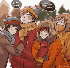 Find images and videos about South park and eric cartman on We Heart It - the app to get lost in what you love. Best Of South Park, South Park Funny, Kyle South Park, South Park Anime, South Park Fanart, Yolo, South Park Cartman, South Park Characters, Eric Cartman