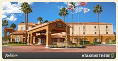 Radisson Hotel San Diego-Rancho Bernardo  #TAKEMETHERESWEEPSTAKES