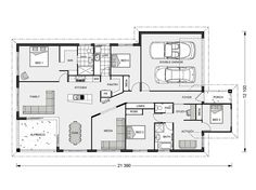 Beachlands Our Designs, Toowoomba Builder, GJ Gardner Homes Toowoomba Brisbane, First Home, House Plans, New Homes, Floor Plans, House Design, Flooring, How To Plan, Gladstone