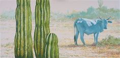 Artist Portfolios - Explore original fine art paintings, sculptures, photography & more from hundreds of contemporary artists from around the world. Mexican Artists, Artist Portfolio, Artist Profile, Artists Like, Contemporary Artists, Cactus Plants, Sculptures, Nyc, Fine Art