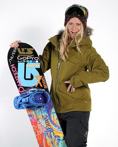 HANNAH TETER Poster X Games Xgames 01 Multiple Sizes