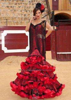 ETERNO - Guadalupe Moda Flamenca