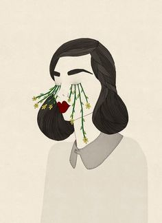 I LOVE ILLUSTRATION /// illustration inspiration: Alexis Winter