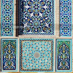 #latergram of #amazing #colorful #tile #mosaic in a #mosque in rural #Iran  Love these decorations! #followme as I share my #photography  #wanderlust #tourism #worldcaptures #worldtravelbook #sonyimages #sonynex #travelstoke by lusaphone.beat