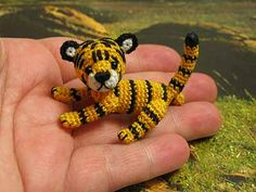Little Tiger by ~lovebiser on deviantART