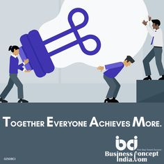 #TEAM: Together Everyone Achieves More.. #GoodMorning