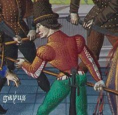 Le Mirouer historial de VINCENT de Beauvais, traduction de JEHAN DU VIGNAY 1401-1500  Français 50  Folio 266v
