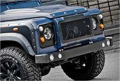 LAND ROVER DEFENDER SW 90 | BY KAHN DESIGN $60,000