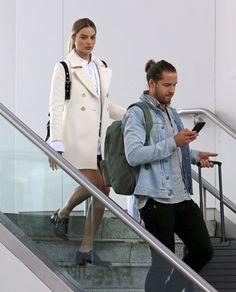 #Husband, #MargotRobbie, #NewYork Margot Robbie and Husband Tom Ackerley - Catch a Flight out of New York 04/26/2017   Celebrity Uncensored! Read more: http://celxxx.com/2017/04/margot-robbie-and-husband-tom-ackerley-catch-a-flight-out-of-new-york-04262017/