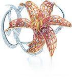 Tiffany & Co. Orchid brooch