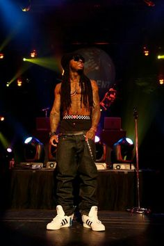 Lil Wayne Best Outfits February 2017