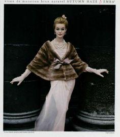 1958 jacket by Marron Fourrures