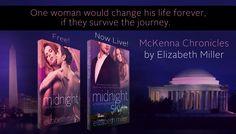 Warrior Woman Winmill: Midnight Sky, ( A Mckenna Chronicle ) by Elizabeth...
