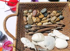 """Exploring and Painting in Nature - from Natural Beach Living ("""",)"""