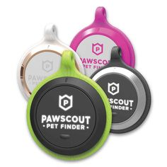 Pawscout Pet Finder, Courtesy Pawscout Pet tags can only help reunite you with your missing pet if someone takes the time to read them. Pawscout Pet Finder tags actively help find wayward pets with an embedded Bluetooth antenna.
