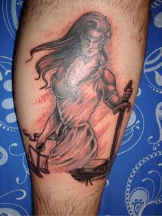 Deusa Themis | Tatuagem.com (tatuagens, tattoo)