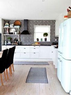 Whitney Port - Interior Inspiration: Kitchen