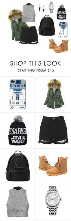 #2 by evemii on Polyvore featuring Topshop, Calvin Klein and R2
