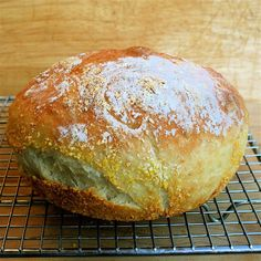 Artisan Bread In Five Minutes A Day, Seriously~~I used to make all our bread. It's actually easy, fun, cheap & you have a real sense of accomplishment.  jb~~