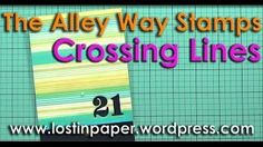 stamp crossing lines