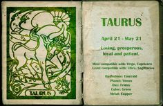 Taurus Romance & Marriage: Taurus is sentimental in both love and romance. You settle down after a short, sudden, spasmodic fling. You crave for security in your relationship. Your loyalty and devotion need never be questioned. You do have your temper tantrums but then you adore your better half. Your marriage is peaceful and solid. Taureans hate divorce.