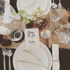 Boho Wedding, Wedding Table, Boho Inspiration, Homemade, Table Decorations, Instagram Posts, Home Decor, Homemade Home Decor, Home Made