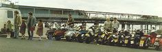Morecambe Pier, Scooter Rally 1987 | by Gidzy