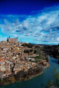 Toledo, Spain   by Chancew