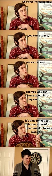Olan Rogers and Thomas Gore are just too amazing <3