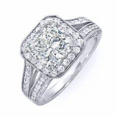 Hello DREAMY! Diamond Engagement Ring