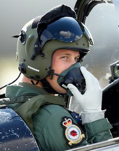 Prince William, Duke of Cambridge in the cockpit of a Chipmonk aircraft at the 100th Anniversary Parade of 29 (Reserve) Squadron at RAF Coningsby on September 22, 2015 in Coningsby, England.